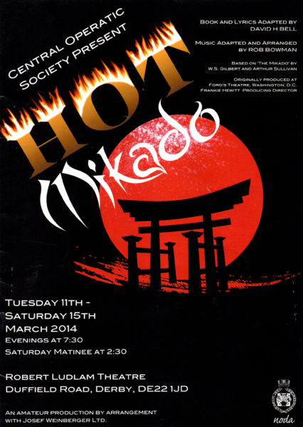Hot Mikado poster