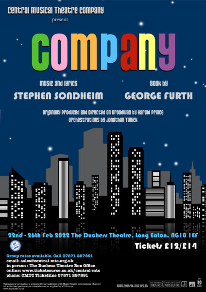 Company poster